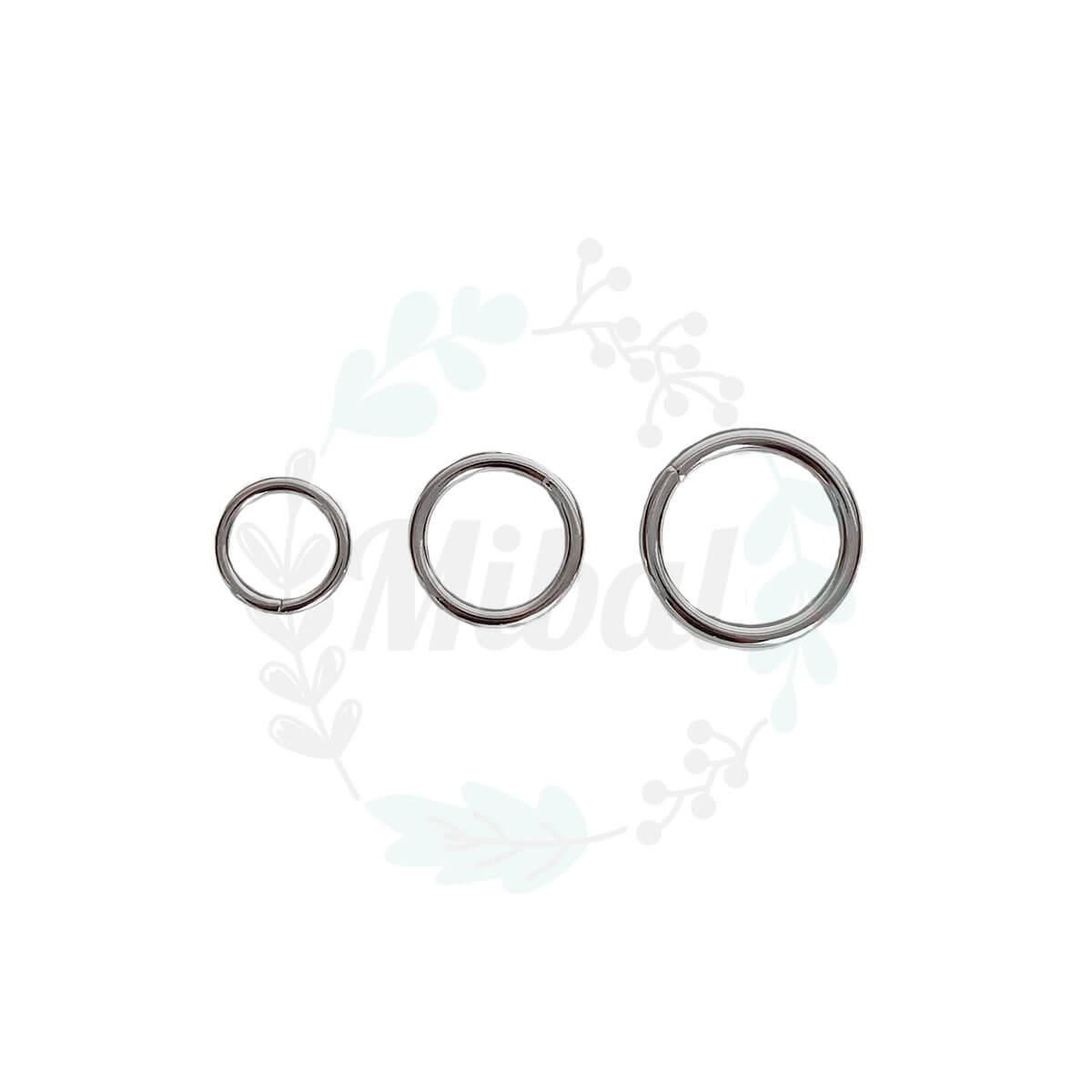 O-Ring - Silber
