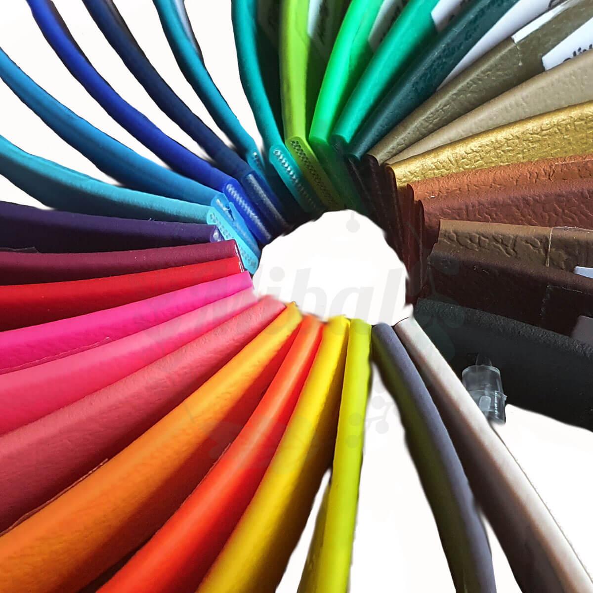 Beta - Biothane Farbfächer