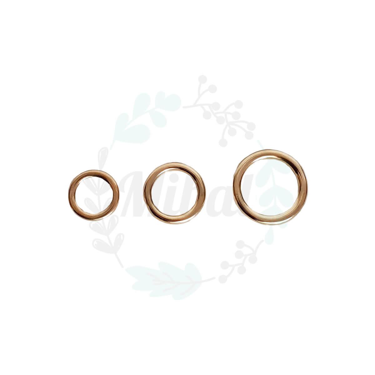 O-Ring - Messing